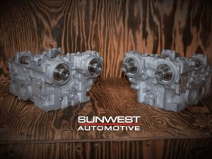 Subaru Cylinder Heads